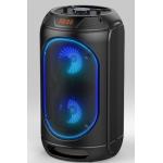 """6.5"""" Double Ring Light Speaker"""