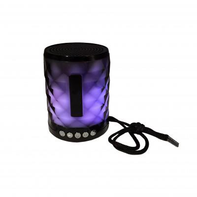 Diamond Speaker, Color Changing LED