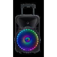 """12"""" Ring Light Party Speaker"""