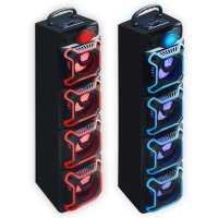 Portable Speaker 20197 (Dancing Lights)