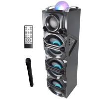 Portable Speaker 253 (RGB Party Light)