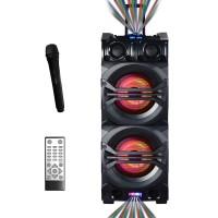 Portable Speaker 255 (RGB Party Lights)