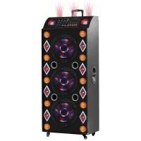Portable Speaker 257 (Disco & Laser Lights)
