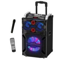 Portable Speaker 260 (Orbital LED Speaker Lights)