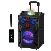 Portable Speaker 291, Dome Light on Top