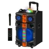 Portable Speaker 293, Dome light on Top