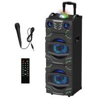 Portable Speaker 294, Dome Light on Top