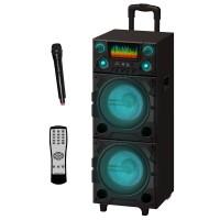 Portable Speaker 40107(Rechargeable Battery)
