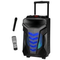 Portable Speaker 43117, Rechargeable Battery