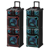 Portable Speaker 43123(Rechargeable Battery), 2 colors