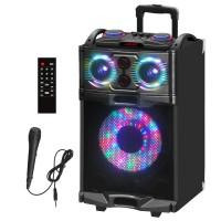 Portable Speaker 43126(Rechargeable Battery)