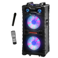 Portable Speaker 46113 (1 Wireless Microphone included)