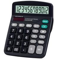 12-Digit Display Electronic Calculator