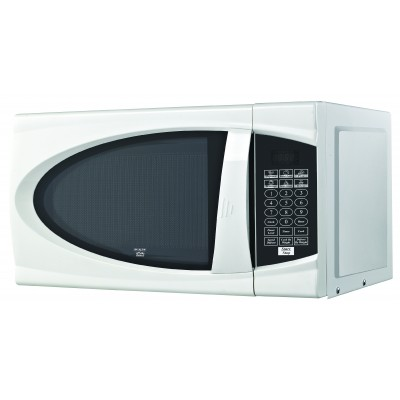 Microwave 25L Digital White/ Silver