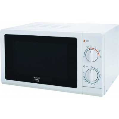 Microwave 25L Manual White/ Silver