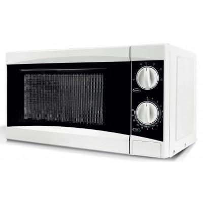 Microwave 30L Manual White/ Silver