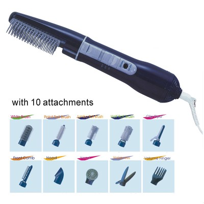 Hair Styler(With 10 attachments)