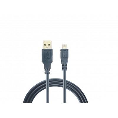 USB Data Cable (Micro + PVC) 1.2M
