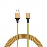 USB Data Cable (Micro + PVC)