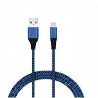 USB Data Cable (Micro + Braided)