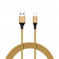 USB Data Cable (Type C + PVC)