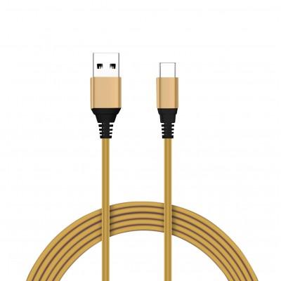 USB Data Cable (Type C + PVC)