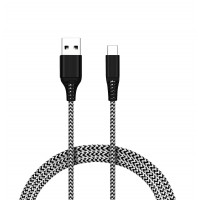 USB Data Cable (Type C + Braided)